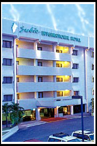 Subic international Hotel building