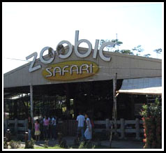 Zoobic safari activities